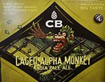Caged Alpha Monkey